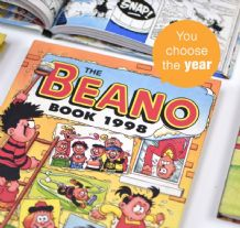 Beano Annual - Choose your Year.. and Personalise !